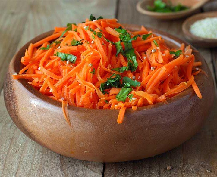 La zanahoria, la raíz del bienestar