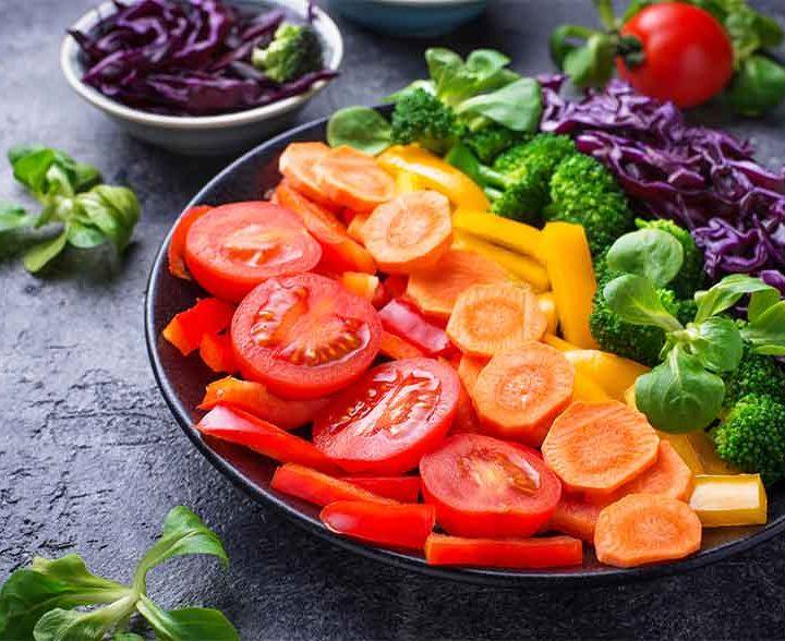 Los carotenoides, los colores del bienestar